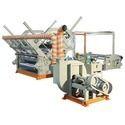 Double Profile Fingerless Heavy Duty Corrugation Machine