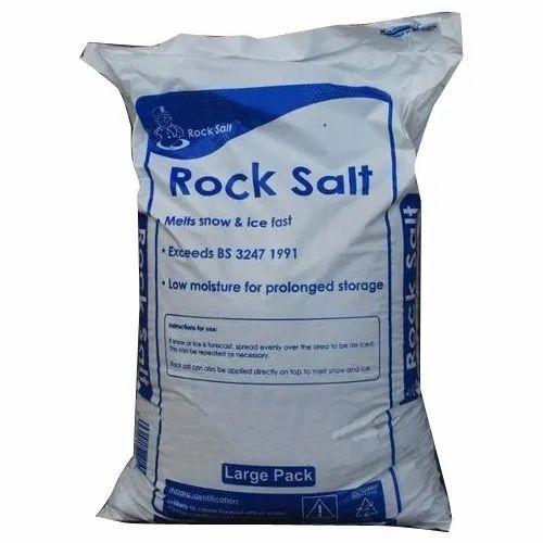PP Salt Packaging  Bag