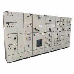 Mild Steel Electrical Power Control Panel, Automation Grade: Automatic, IP Rating: IP55