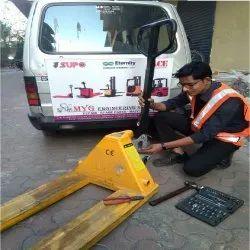 Hydraulic Pallet Truck Repair & Services