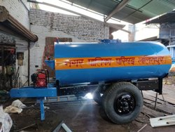 Water Tanker with Spray Pump System