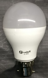 Cool Daylight Round 9 Watt Bulb, 6 W - 10 W