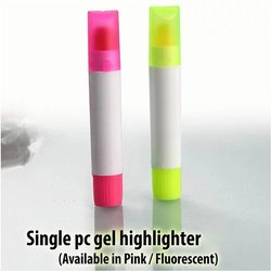 Single Pc. Gel Highlighter Marker
