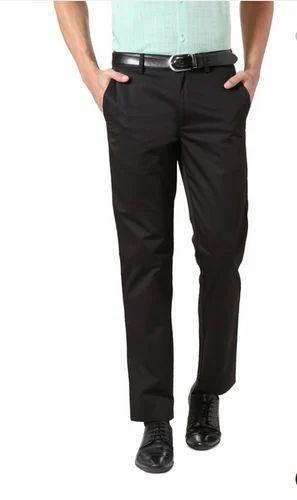 24a3848cd7b PTF1041601537 Peter England Black Trousers