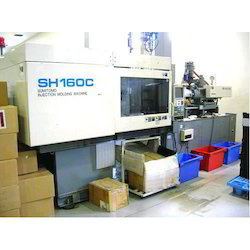 Old Sumitomo Injection Moulding Machine