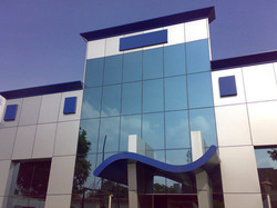 Glass Glazing Work