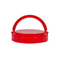 Round Plastic Handle Cap