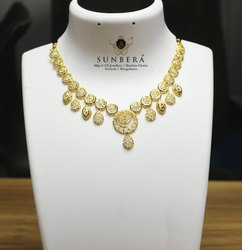 Dubai Necklace Set