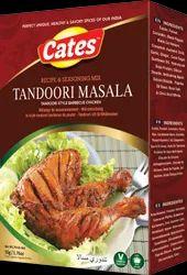 Cates 50 g Tandoori Masala, Packaging: Box