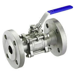 Microfinish Ball Valve Single PC Flange End