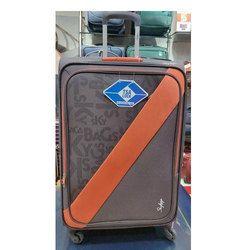 061c3d8df517 Polo Shine Gucci Fabric (1680 D) Designer Trolley Suitcase