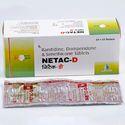 Ranitidine, Domperidone and Simethicone Tablets