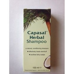 Capasal Herbal Shampoo