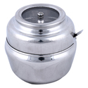 Steel Ghee Pot