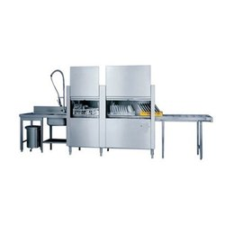 Rack Conveyor Type Dishwasher