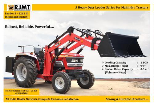 Front End Loader On Mahindra Tractor