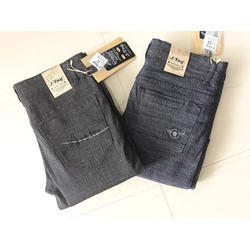 J-Tag Black Casual Slim Fit Jeans, Waist Size: 32
