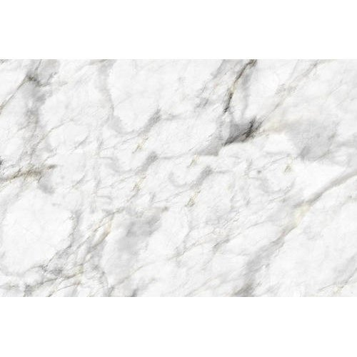 Flooring White Marble Slab, Thickness: 16-18 mm