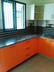 Modular Kitchen - L Shape / U Shape