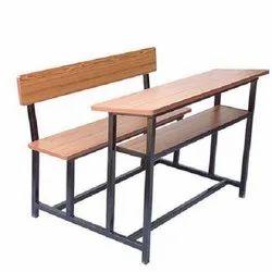 Three Seater Dual Desk Bench
