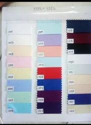 Plain Uniform Fabric 40pc x 40pc