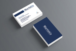 Rectangle Digital Visiting Card Printing Services