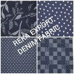 Women Denim Prints, Packaging Type: Roll