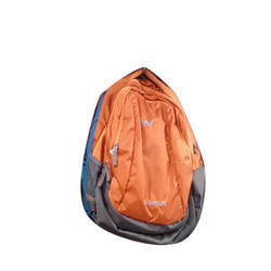 Plain Backpack Wildcraft School Bag