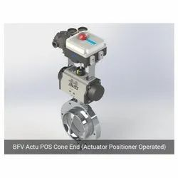 BFV Actu POS Cone End Actuator Positioner Operated