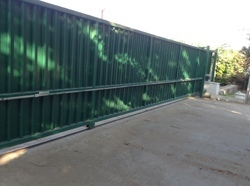 Hydraulic gates and Shutter