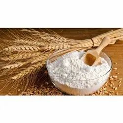 Indian Refined Organic Wheat Flour, Packaging Type: Pp Bag