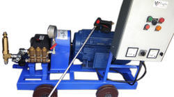Water Jet Cleaner Machine