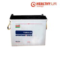 200 ah Exide Solar Battery