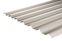 Grey PVC Coated Aluminum Sheets