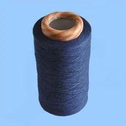 Cotton Blue Dyed Yarn