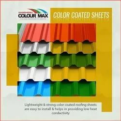 Kamdhenu Colourmax Profile Colour Coated Sheets