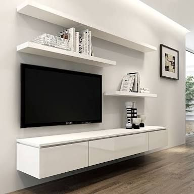 Simple Elegant T V Unit At Rs 38000 Unit Tv Unit Id