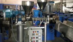 PVC Flexible Tubing Plant