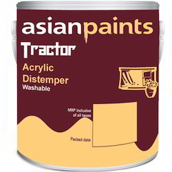 Tractor Acrylic Distemper Paint