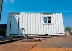 Modular Steel Portable Site Office