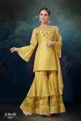 Trendy Ethnic Ladies Fashion Suits