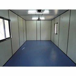 Interior Portable Cabin