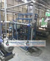 Electrocoating Ultrafiltration Unit