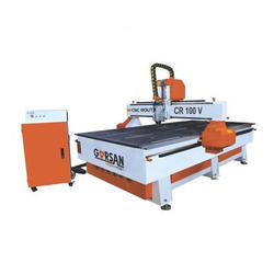 CNC Router with Vacume Table
