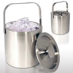 Silver Ice Bucket, Thickness: Bold, Grade: A