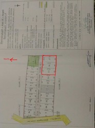 Residential Land For Sale, Size/ Area: 6 Cent X 3 Sites