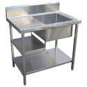 Sainless Steel Sink Table