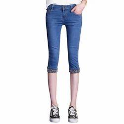 Women's Jeans Capri