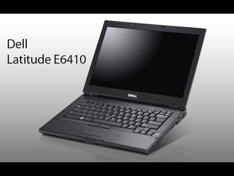 Dell Latitude E6410 I5 Processor