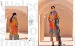 Cotton Casual Ladies Designer Suits